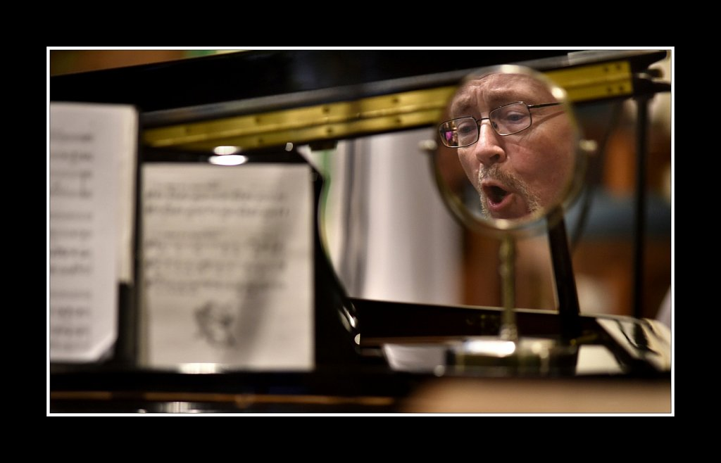 Reflections of a Pianist