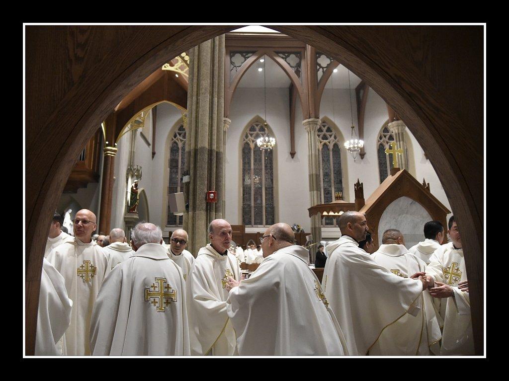 2019 Chrisim Mass