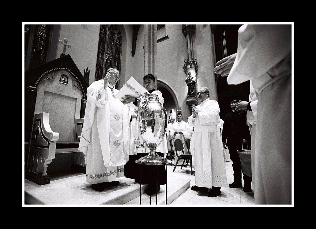 Chrisim Mass