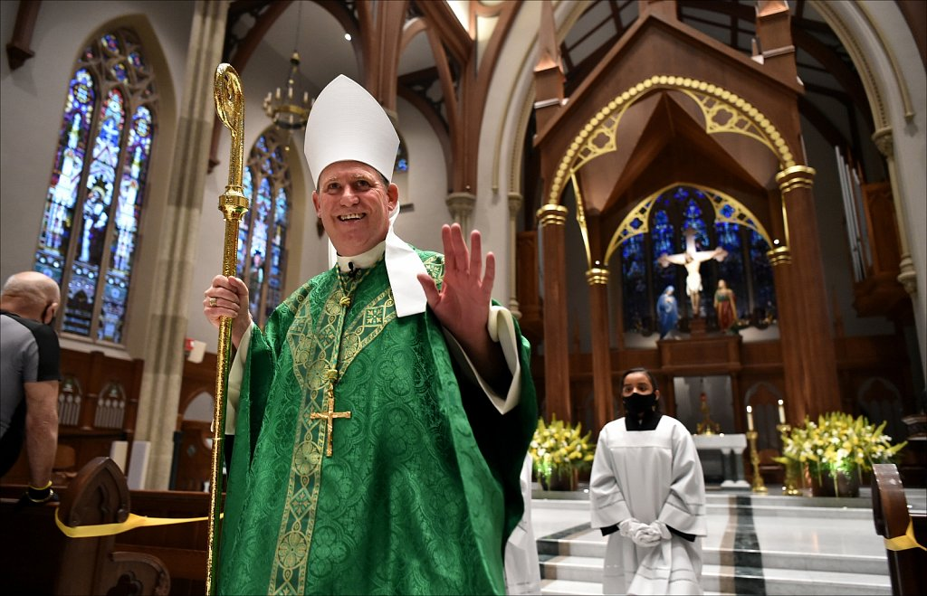 Bishop Kevin Sweeney