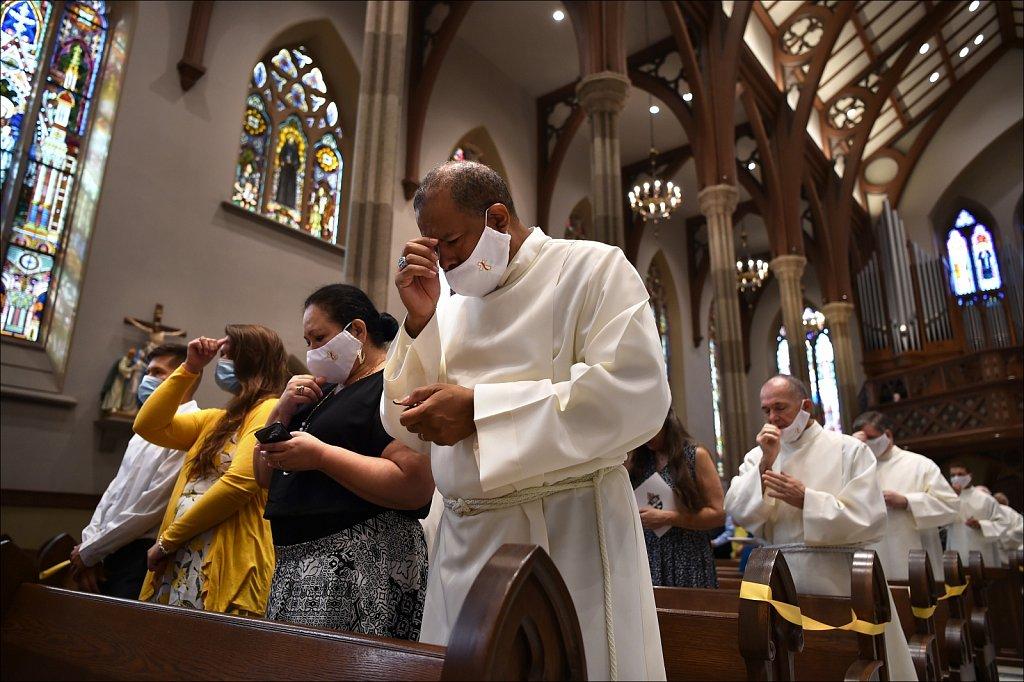 2020 Deaconate Ordination