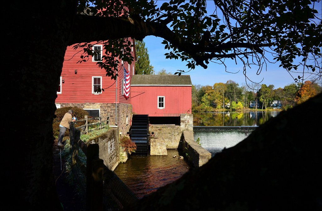 The Red Mill District