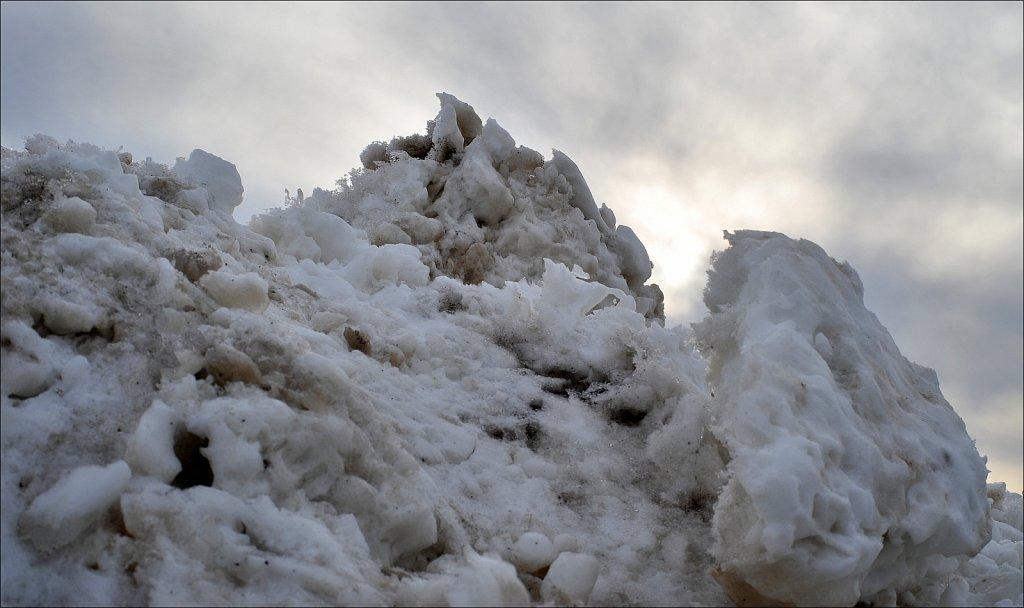 Turkey Brook Under Snow