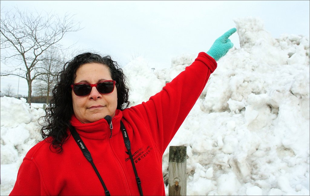 Jeanne at Turkey Brook Park