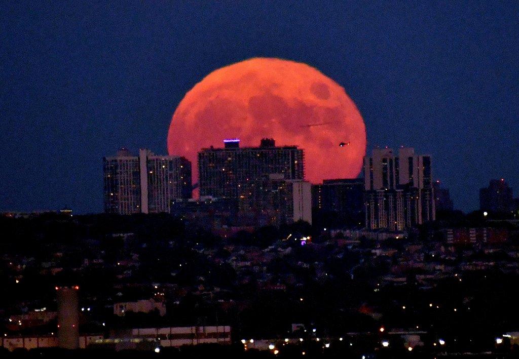 October Full Moon